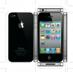 iPhone 4 de papel