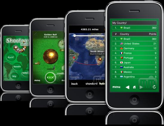 Shootoon em iPhones
