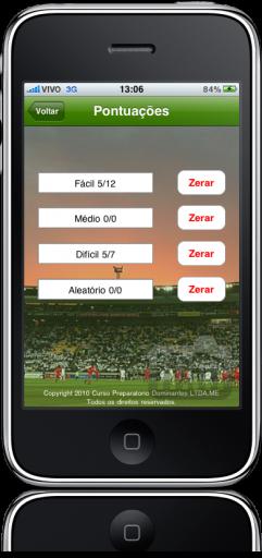 Copa do Mundo Quiz no iPhone