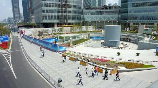 Cilindro da Apple Retail Store de Xangai