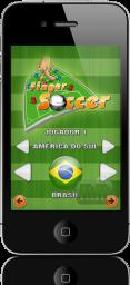 Finger Soccer no iPhone