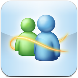 Ícone do Windows Live Messenger para iOS