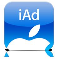 Logo do iAd