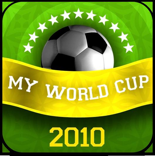 Ícone do My World Cup 2010