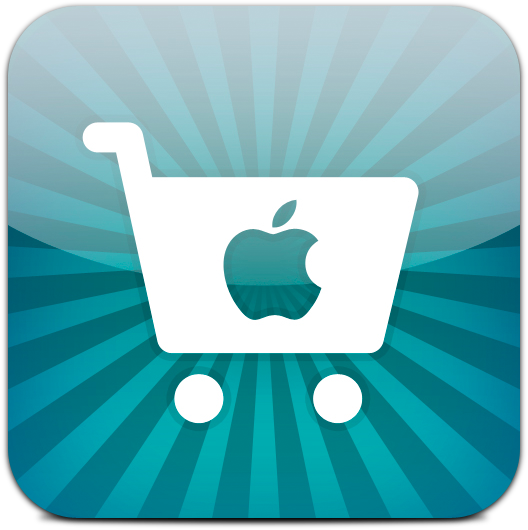Ícone do app Apple Store