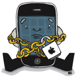 iPhone bloqueado/fechado/trancado