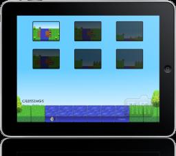 Crossings HD no iPad