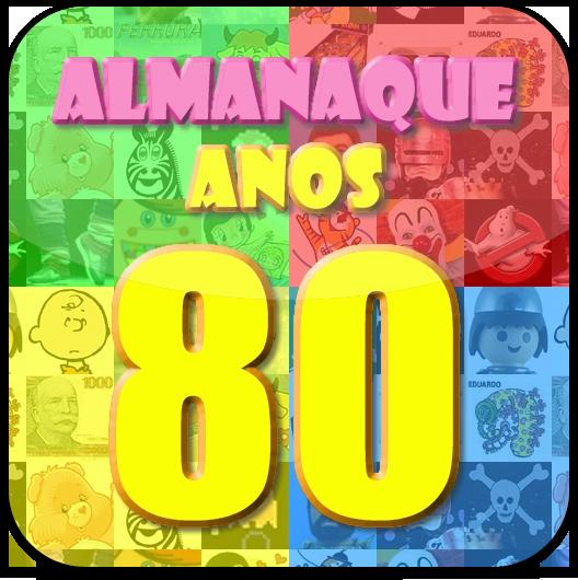 Ícone do Almanaque Anos 80