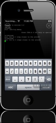 Unlock do iPhone 4