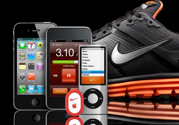 Nike+ e iOS 4