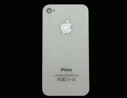 iPhone 4 Diamond Edition, de Stuart Hughes
