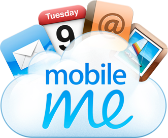 Logo do MobileMe