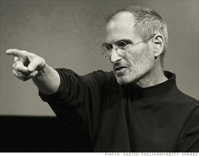 Steve Jobs na FORTUNE