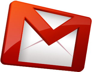 Logo estilizado do Gmail