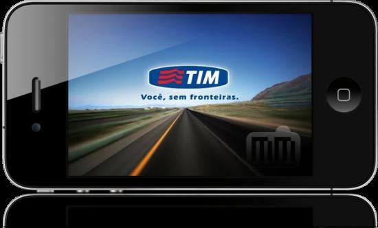 TIM Brasil no iPhone 4