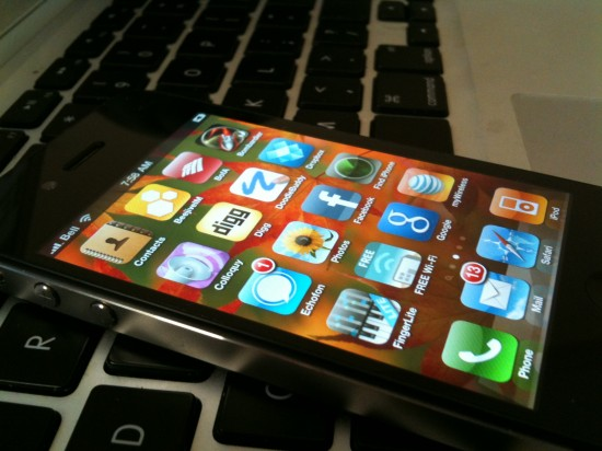 iPhone 4 desbloqueado no Canadá