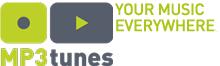 Logo do MP3tunes