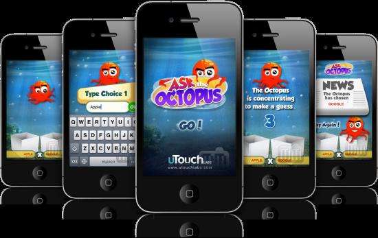 Ask the Octopus em iPhones