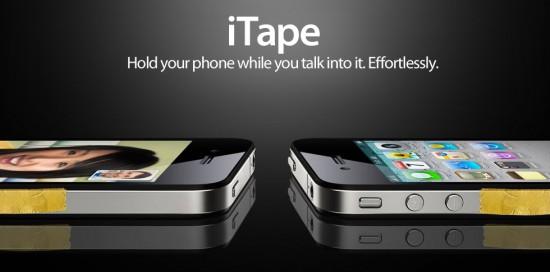 iTape para iPhone 4