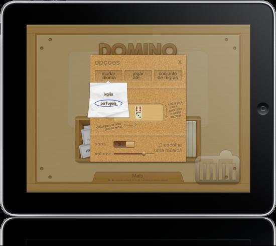 Domino Box HD no iPad