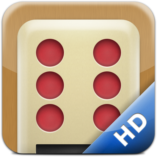 Ícone do Domino Box HD