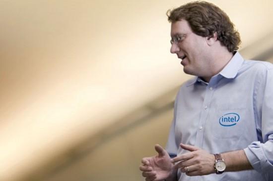 Mike Bell, executivo da Intel
