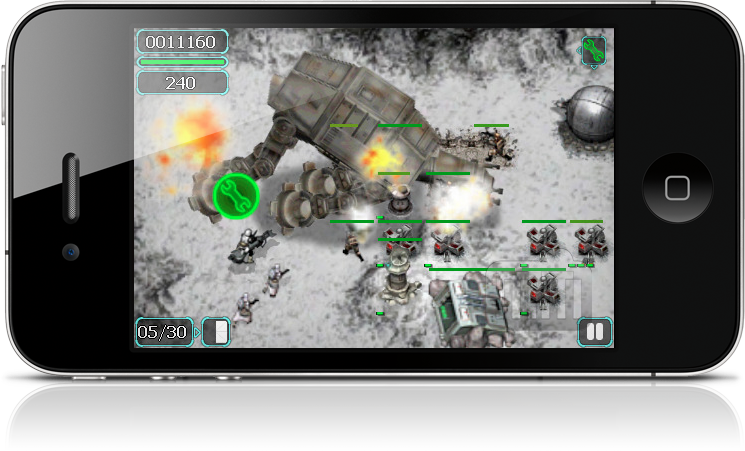 Star Wars: Battle for Hoth no iPhone