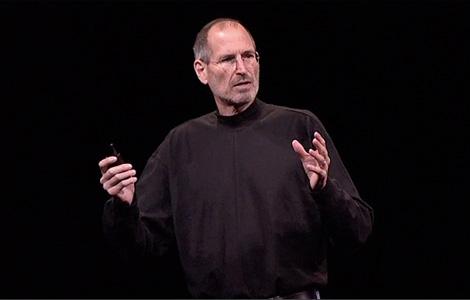 Steve Jobs na keynote do iPhone 4