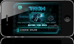 TRON no iPhone