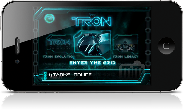 TRON no iPhone