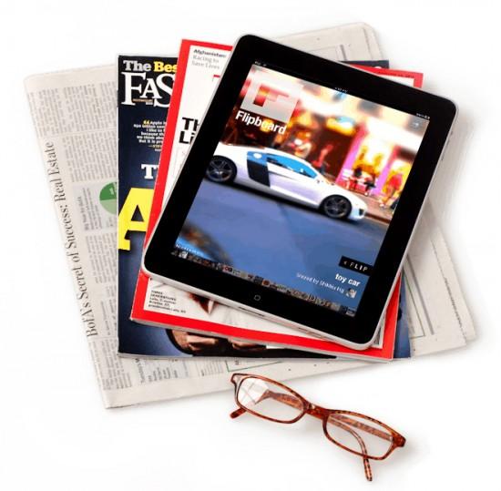 Flipboard para iPad
