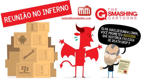 The Smashing Cartoons - Reuniao no Inferno