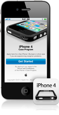 Apple - iPhone 4 Case Program