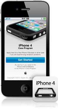Apple - iPhone 4 Case Program