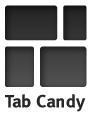 Logo do Tab Candy