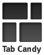 Logo do Tab Candy