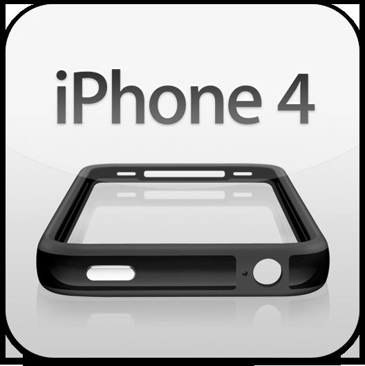 Ícone do iPhone 4 Case Program
