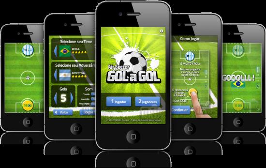 GOL a GOL em iPhones