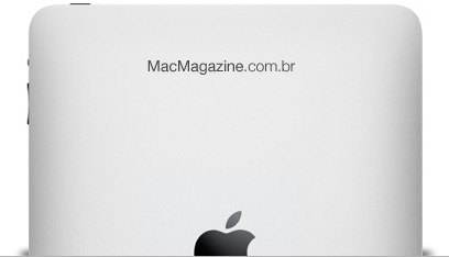 iPad do MacMagazine.com.br
