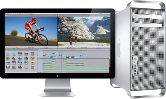 Novo Mac Pro com LED Cinema Display