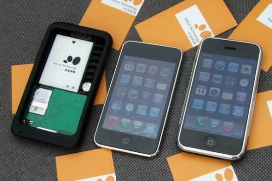 Case Apple Peel 520