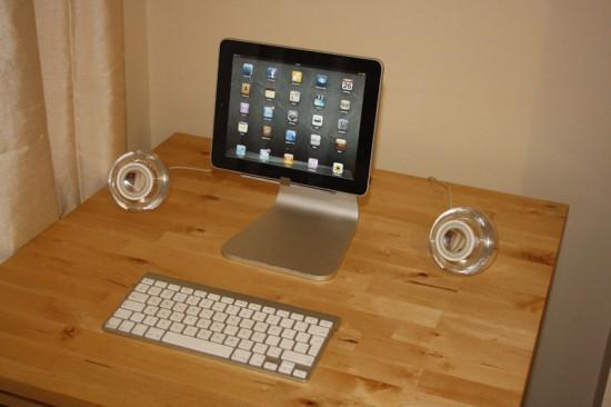 Desktop com o iMacPad