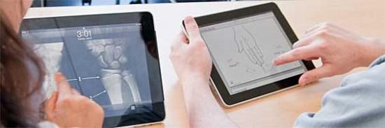 iPad na Faculdade de Medicina de Stanford