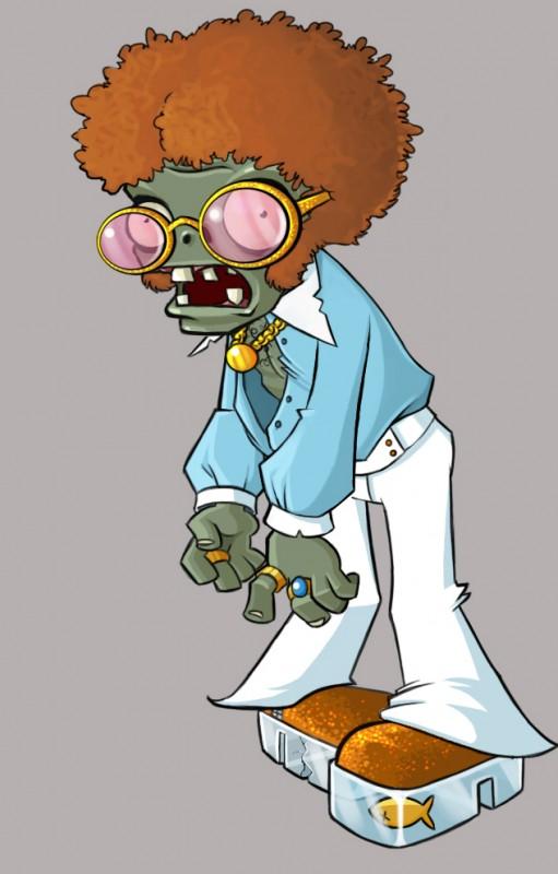 Disco, personagem de Plants vs. Zombies