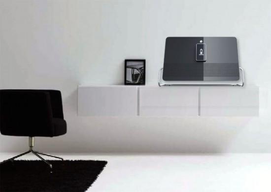 Wireless Streaming Music Centre para iPod