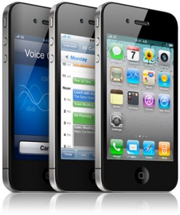 iPhones para negócios
