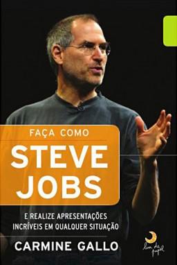 Livro - Faça como Steve Jobs