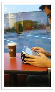 WedgePad em uso 1