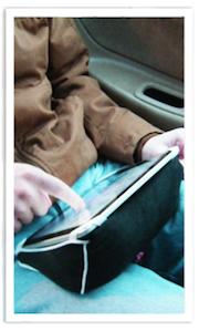WedgePad em uso 2