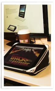 WedgePad em uso 3